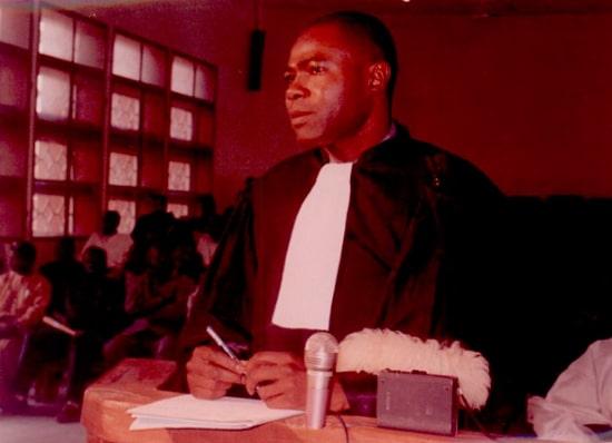 Mr Nabara Yacouba