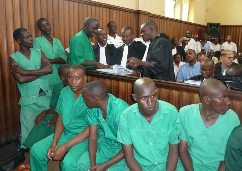 The Manirumwa trial