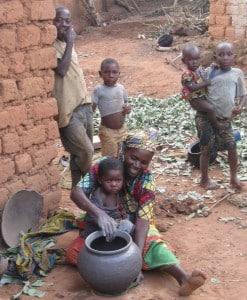 The Batwa Community in Gitega, Burundi