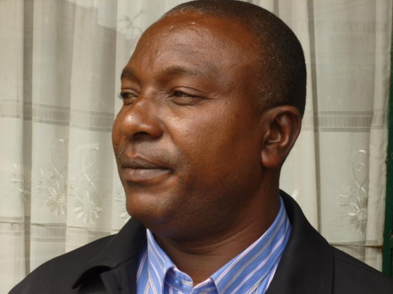 Maître Sylvestre Bisimwa