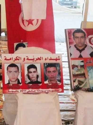 Tunis, janvier 2013 @ Forum Tunisien des Droits économiques et sociaux
