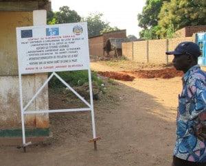 La clinique juridique de Moissala (Sud du Tchad) © ASF