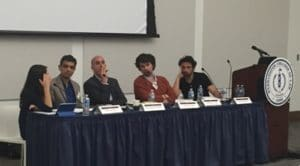 Panelists at the Washington Conference