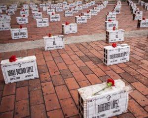 Crimes internationaux, Bogota, colombie