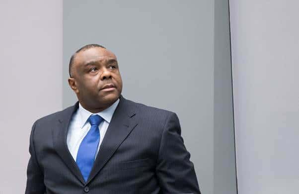 Jean-Pierre Bemba Gombo in the ICC Courtroom during the delivery of his sentence on 21 June 2016. © ICC-CPI