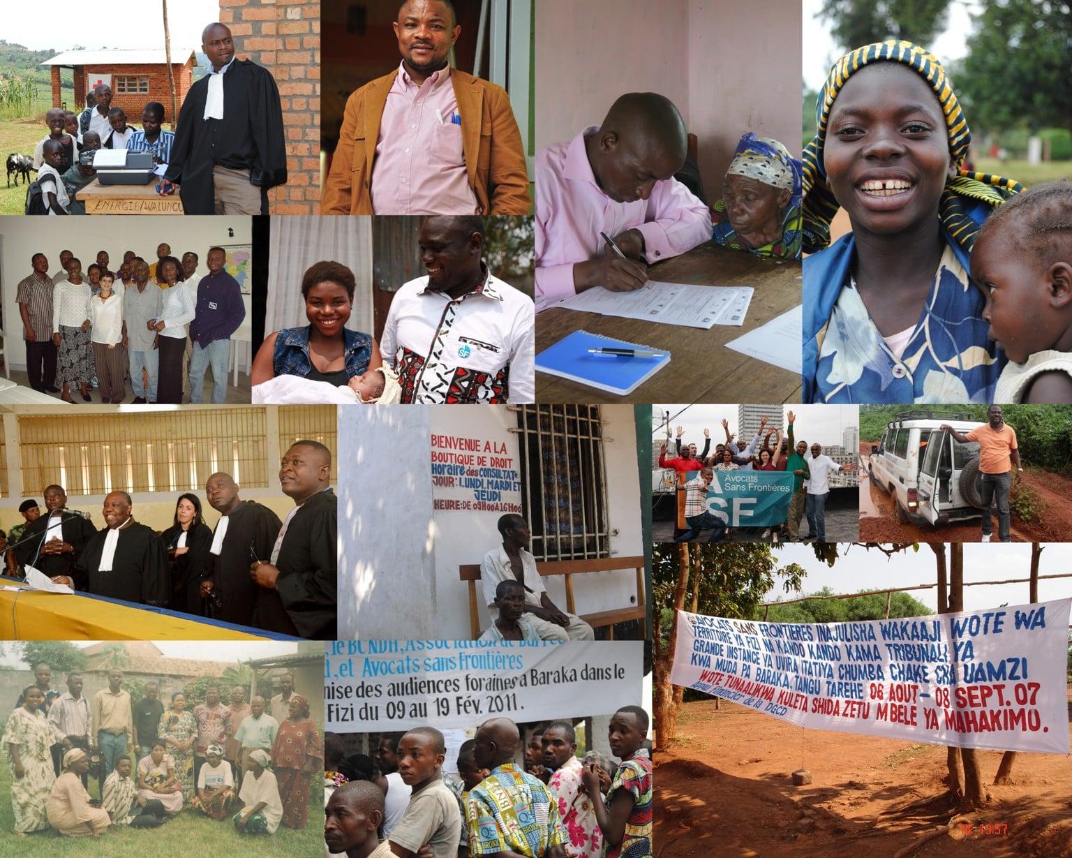 ASF Congo 15 ans anniversaire